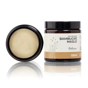 100% organické bambucké maslo slovenksa prirodna kozmetika bellcoria