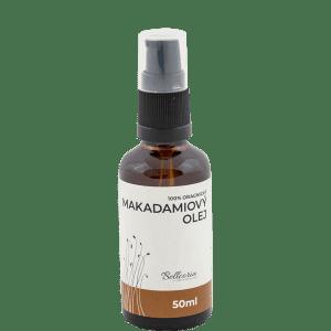 organicky makadamiovy olej
