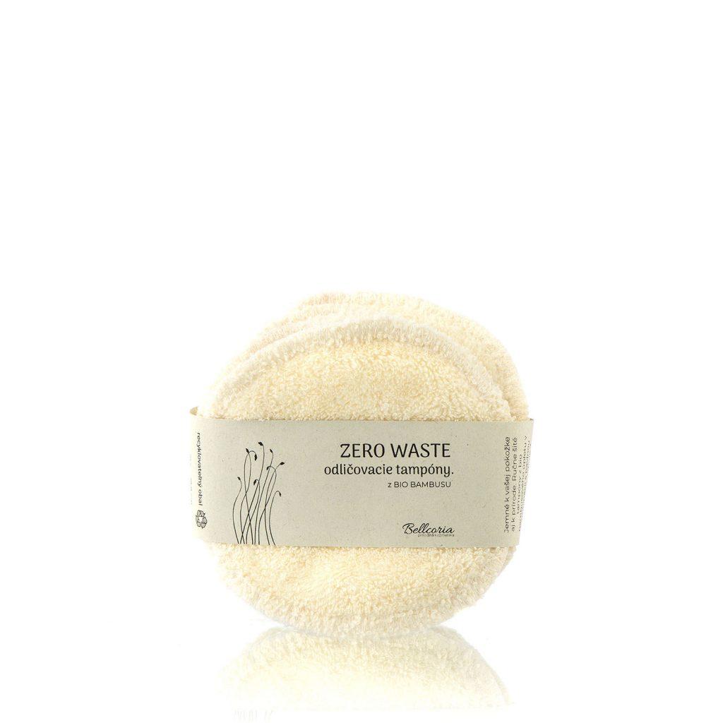 zero waste odlicovacie tampony slovenska prirodna kozmetika bellcoria